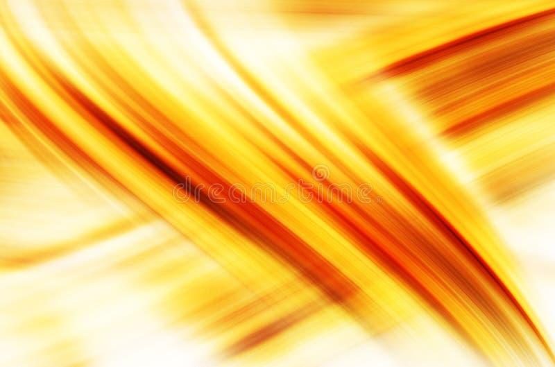 Orange tekniskt avancerad abstrakt bakgrund