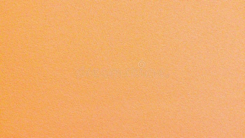 Orange Textile Texture Royalty Free Stock Photos