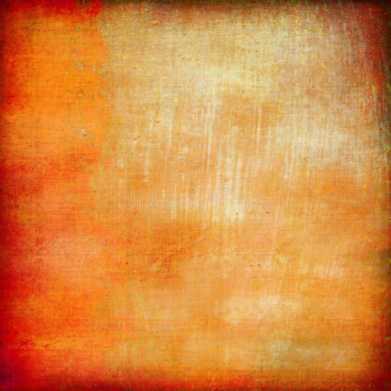 Orange texture. In grunge style vector illustration