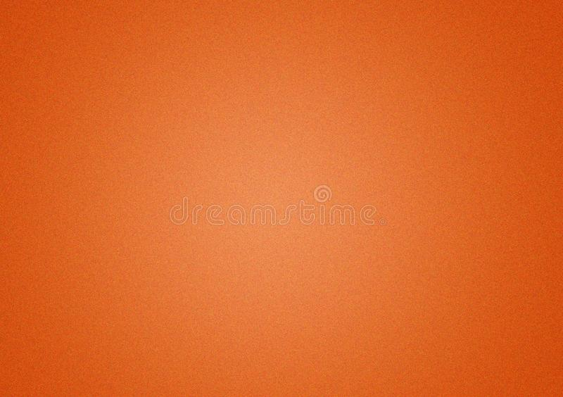 Orange textured background for wallpaper royalty free stock photography