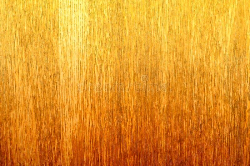 Orange träbandstaket för lutning i stora trästycken arkivbild