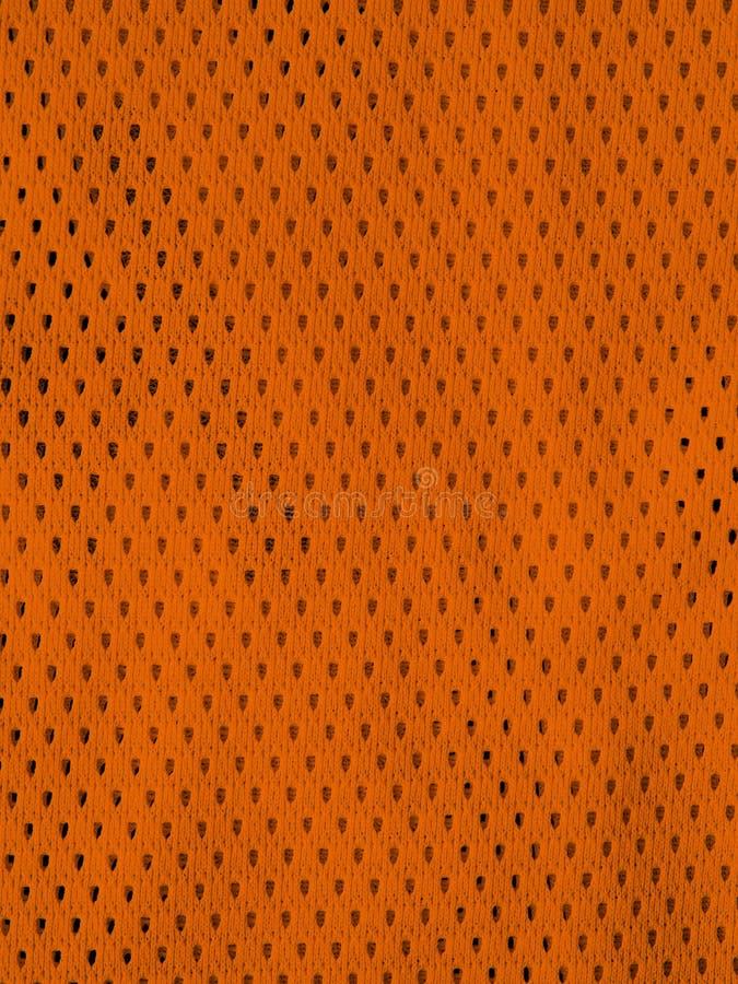 Orange Trikot lizenzfreies stockfoto