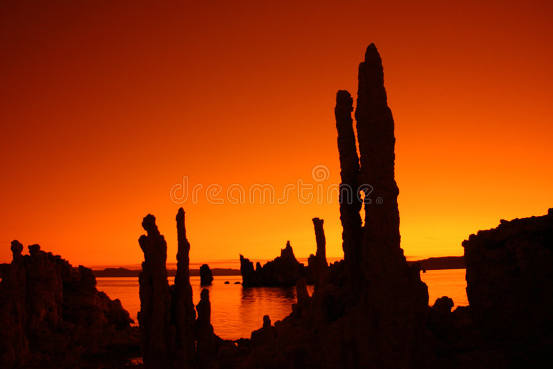 Download Orange Tufas Royalty Free Stock Photo - Image: 6265