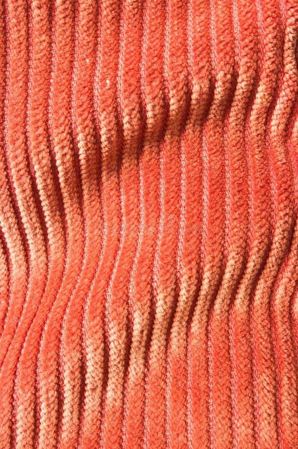 Download Orange Undulating Corduroy Texture Stock Photo - Image of clothing, shirt: 23632466
