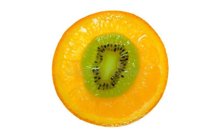 Orange Veränderung lizenzfreie stockbilder