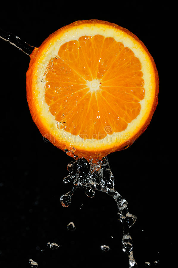 Download Orange stock image. Image of background, water, orange - 39500951