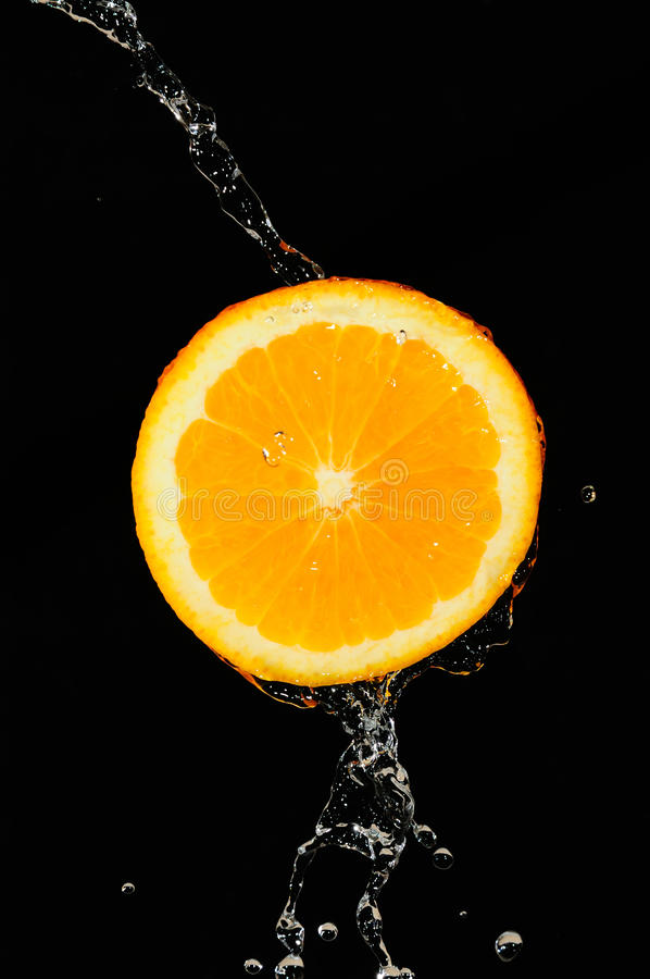 Download Orange stock image. Image of kiwi, produce, fresh, spray - 39500993