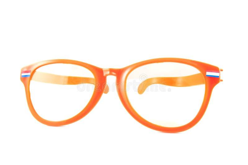 orange wk för holländska exponeringsglas royaltyfria bilder