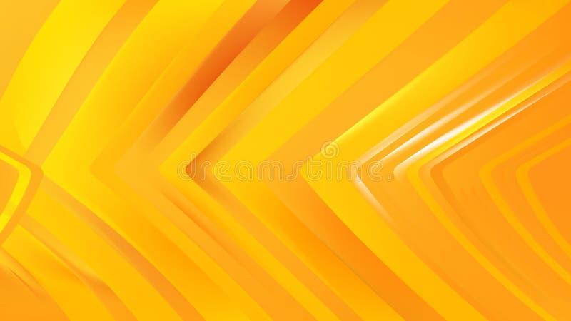 Orange Yellow Amber Background Beautiful elegant Illustration graphic art design Background. Image stock illustration