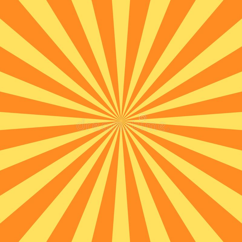 Free Orange Yellow Background Superhero. Super Hero Cartoon Gradient Texture. Sun Rays Burst. Radiate Sun Beam, Burst Effect Royalty Free Stock Photos - 166106708