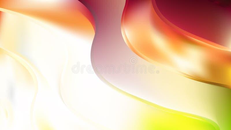 Orange Yellow Line Background Beautiful elegant Illustration graphic art design Background. Image royalty free illustration