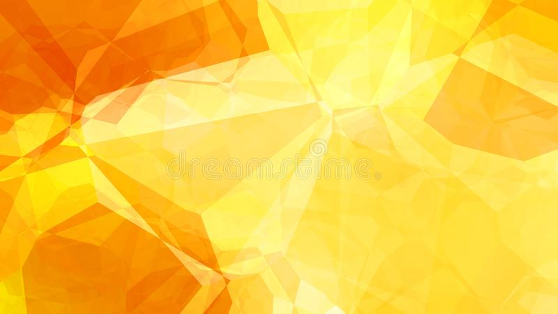 Orange Yellow Pattern Background Beautiful elegant Illustration graphic art design Background. Image stock illustration