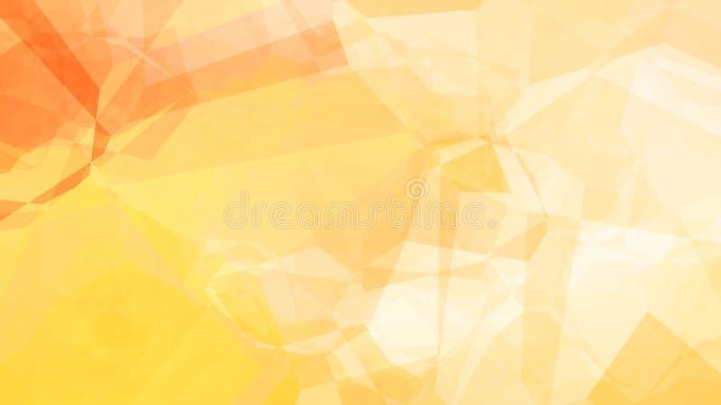 Orange Yellow Pattern Background Beautiful elegant Illustration graphic art design Background. Image royalty free illustration