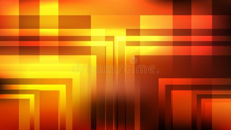 Orange Yellow Red Background Beautiful elegant Illustration graphic art design Background. Image stock illustration