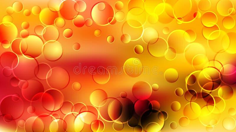 Orange Yellow Red Background Beautiful elegant Illustration graphic art design Background. Image royalty free illustration