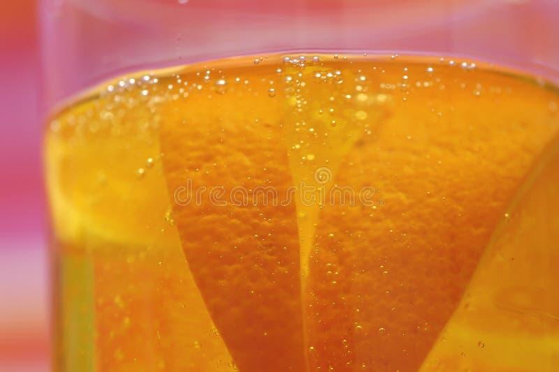Orangeade photo libre de droits
