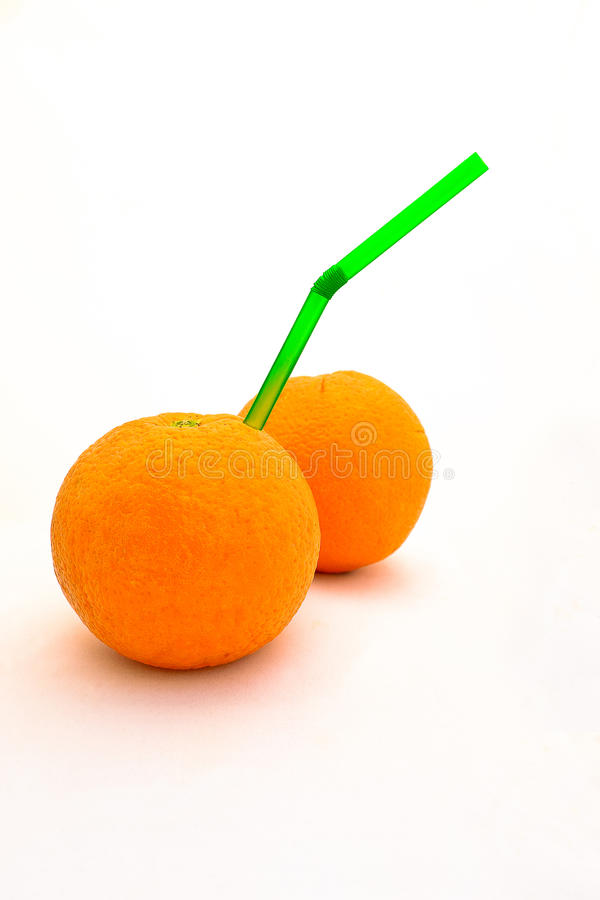 Orangeade photographie stock
