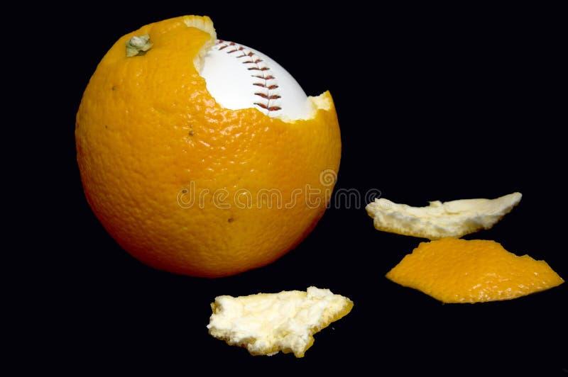 orangeballo στοκ εικόνα