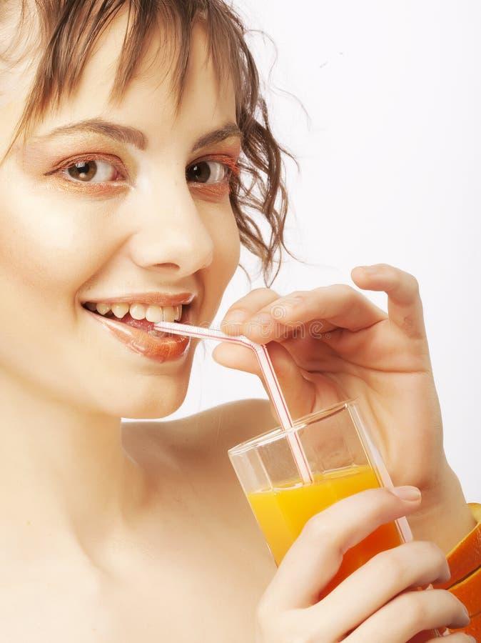 Orangensaft lizenzfreies stockfoto
