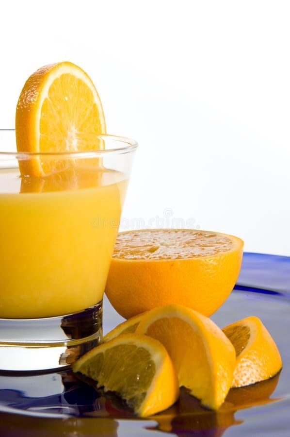 Orangensaft stockbilder