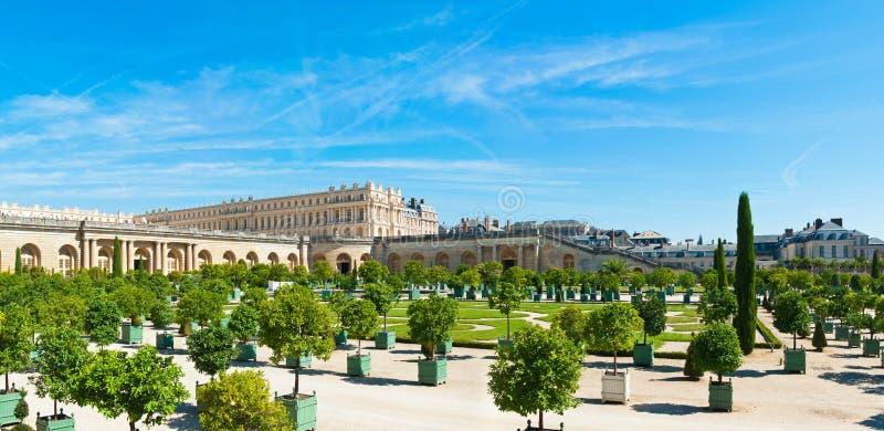 Orangerie à Versailles photographie stock libre de droits