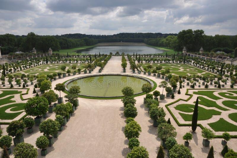 orangerie Βερσαλλίες στοκ εικόνα