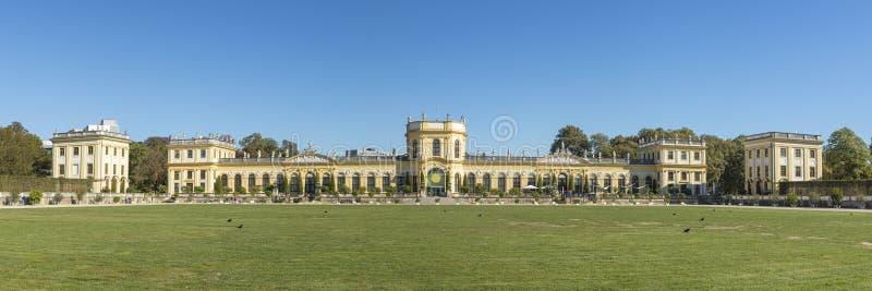 Orangerie στο Kassel, Γερμανία στοκ εικόνα