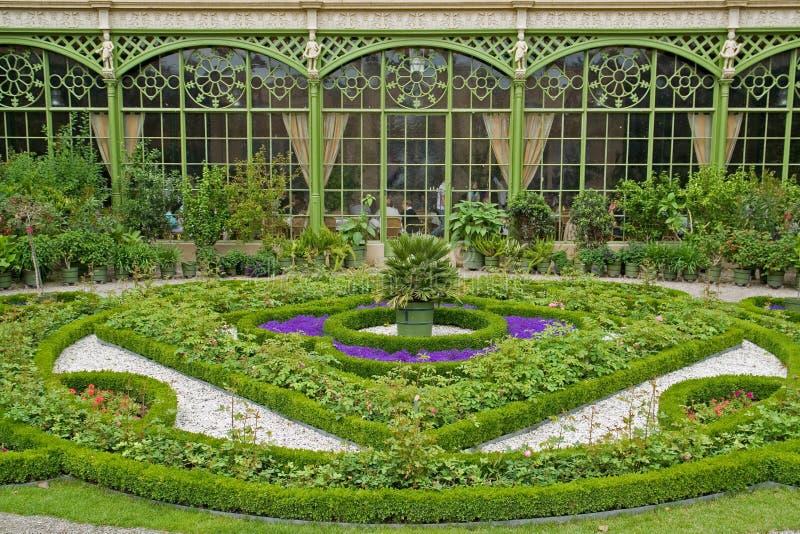 Orangerie stockbild
