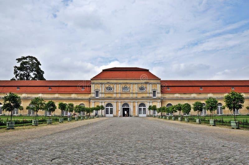 Orangerie-Charlottenburg imagen de archivo
