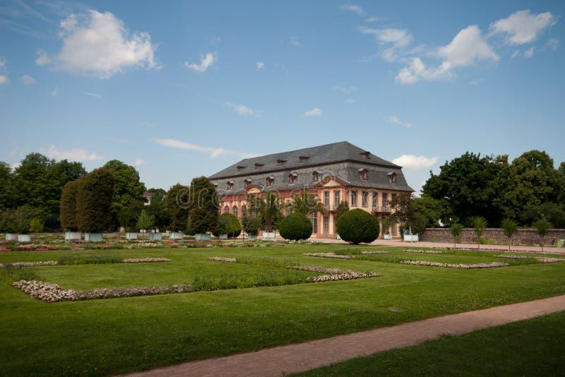Orangerie Darmstadt fotos de stock