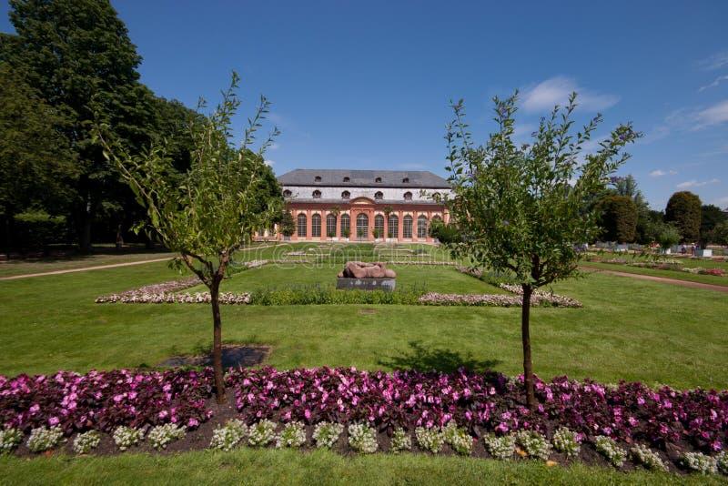 Orangerie Darmstadt fotos de stock royalty free