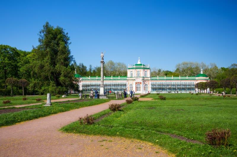 Orangerie di Kuskovo fotografie stock