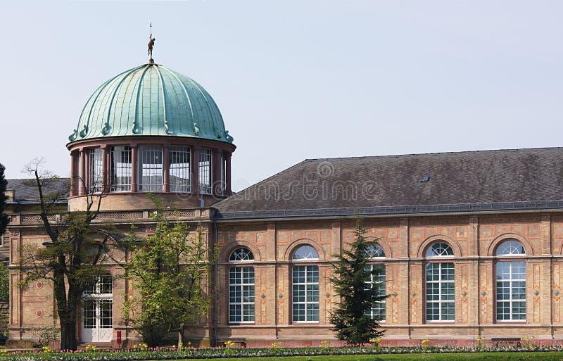 Download Orangery in Karlsruhe stock image. Image of window, karlsruhe - 25645937