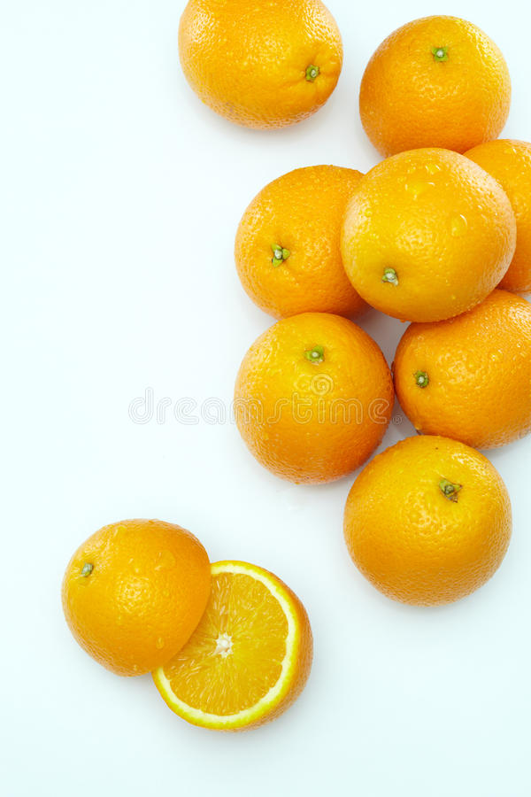 Download Oranges stock photo. Image of nutrition, closeup, delicious - 11135926