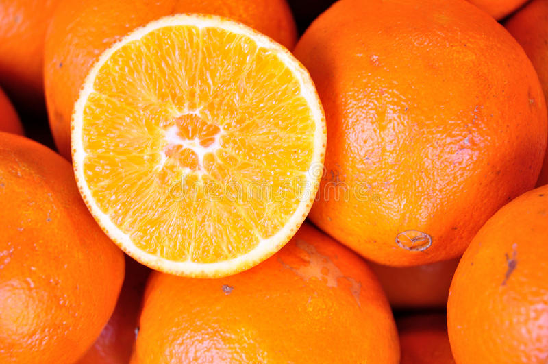 Download Oranges stock photo. Image of vitamins, nutrition, heap - 13705972