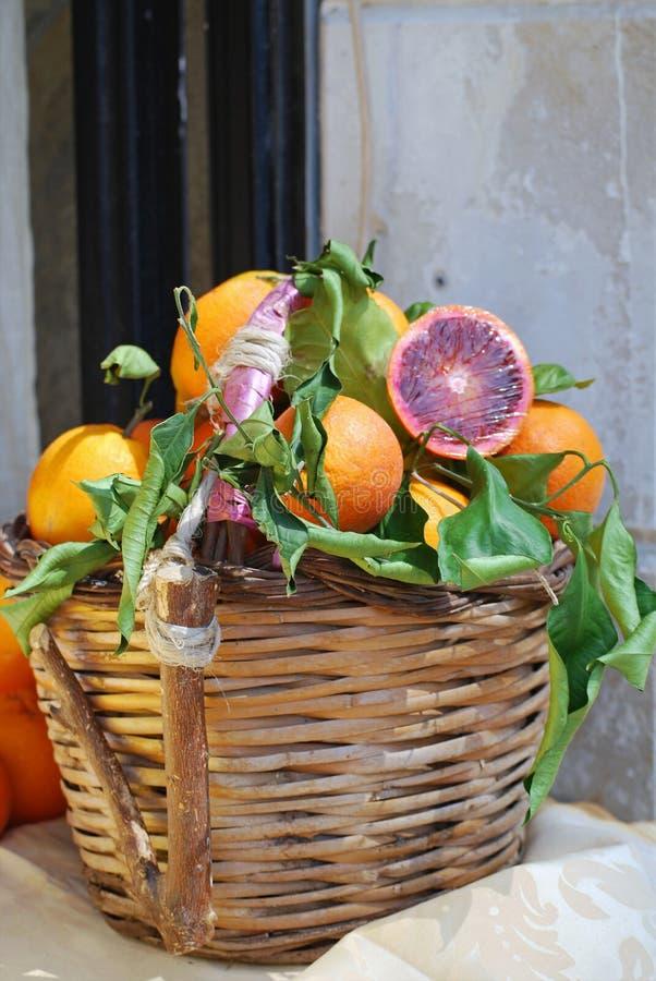 Download Oranges stock image. Image of farmer, gardening, italian - 14200269