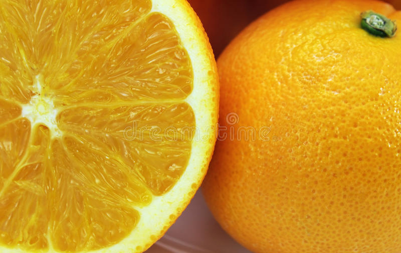 Download Oranges stock image. Image of food, ripe, prepare, abstract - 18837955