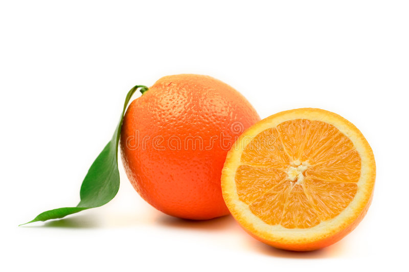 Download Oranges stock image. Image of food, aliment, dieting, nature - 473539