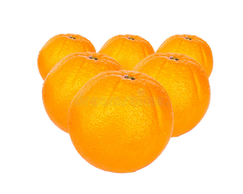 Download Oranges Royalty Free Stock Images - Image: 504559