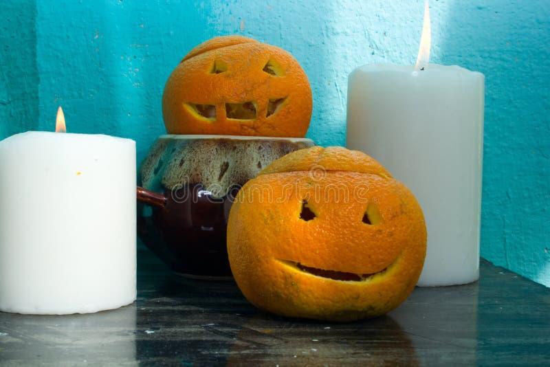 Download Oranges Avec Les Visages Découpés Photo stock - Image du festin, oranges: 77153024