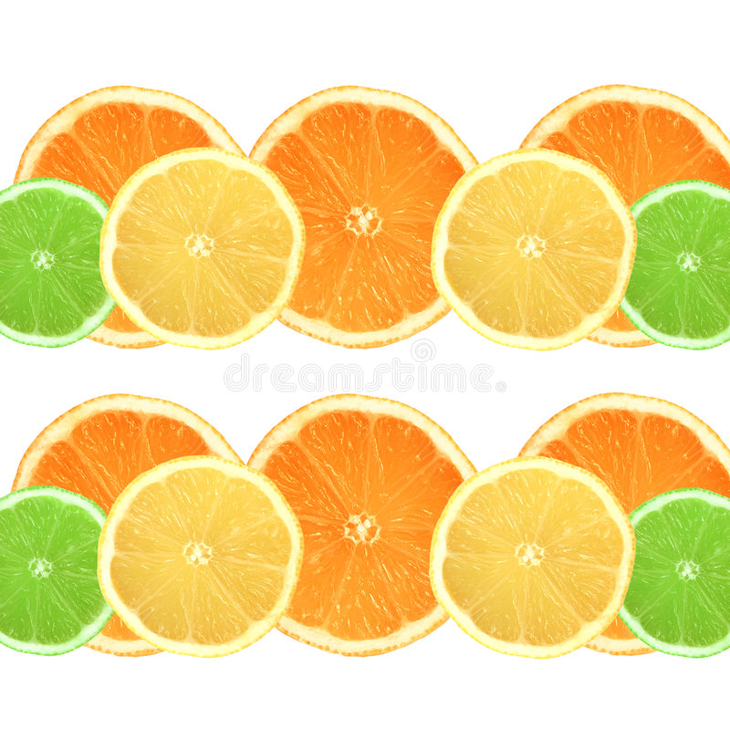 Free Oranges, Lemons And Limes Stock Images - 3962104