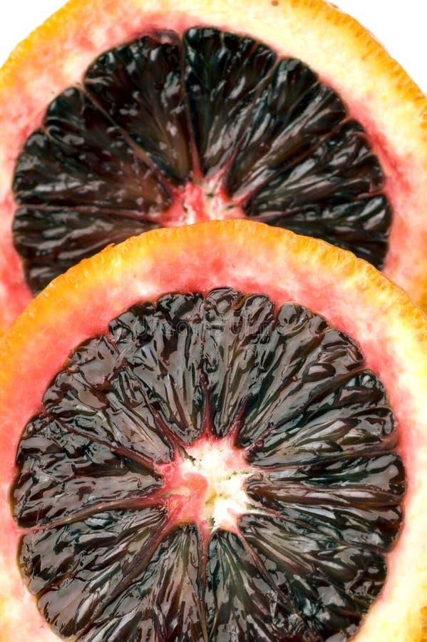 Oranges sanguines image libre de droits