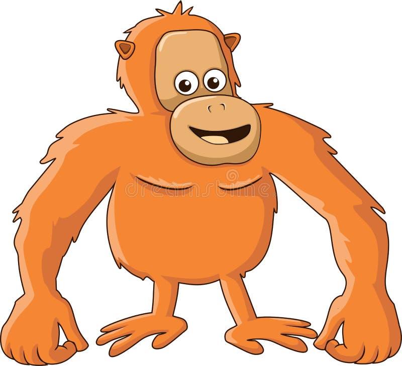 Orangutan Cartoon Orangutan carto...