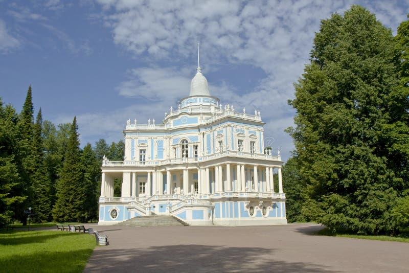 Oranienbaum, Rosja obrazy royalty free