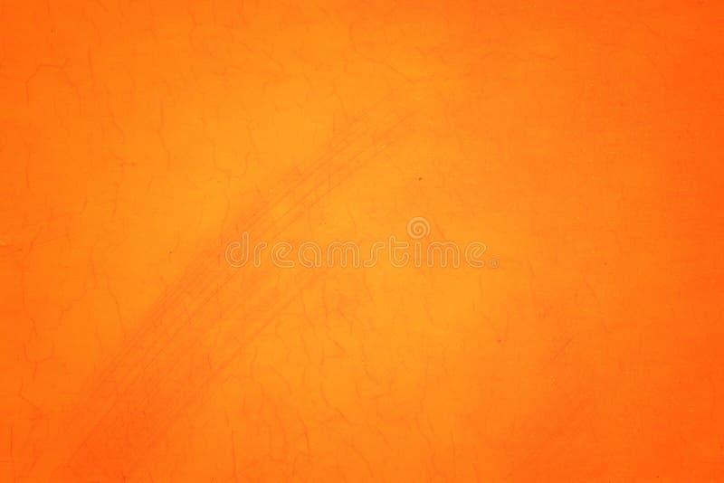 Oranje abstracte textuur als achtergrond Spatie voor ontwerp stock afbeelding