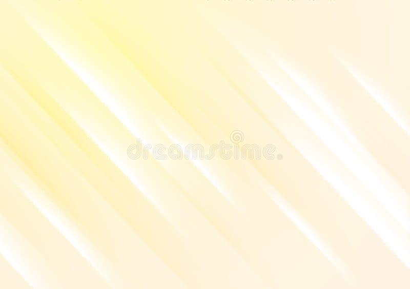 Oranje diagonale stroken geweven achtergrond vector illustratie