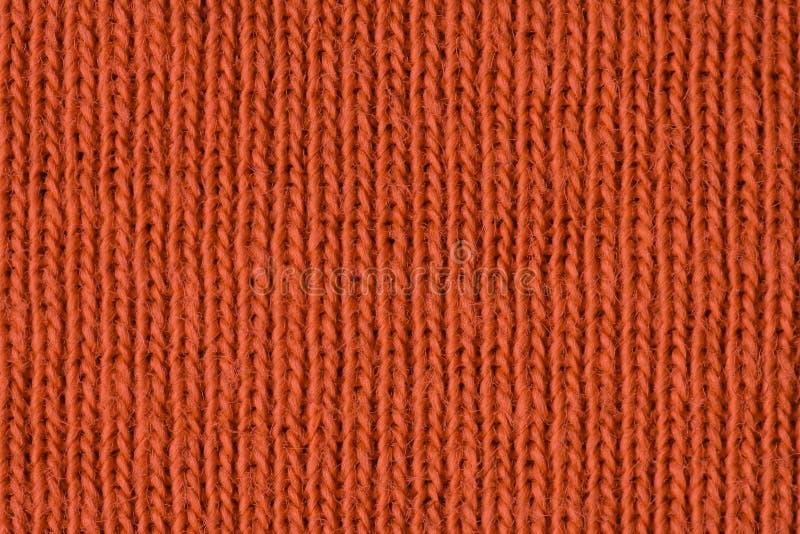 Oranje Katoenen dichte omhooggaand royalty-vrije stock foto's