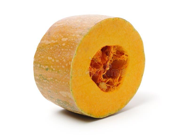 Oranje Pompoen stock fotografie