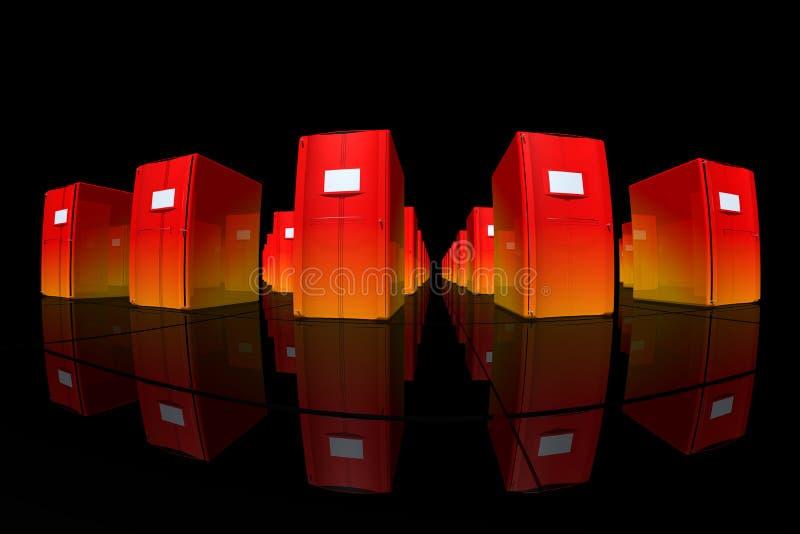Oranje servers