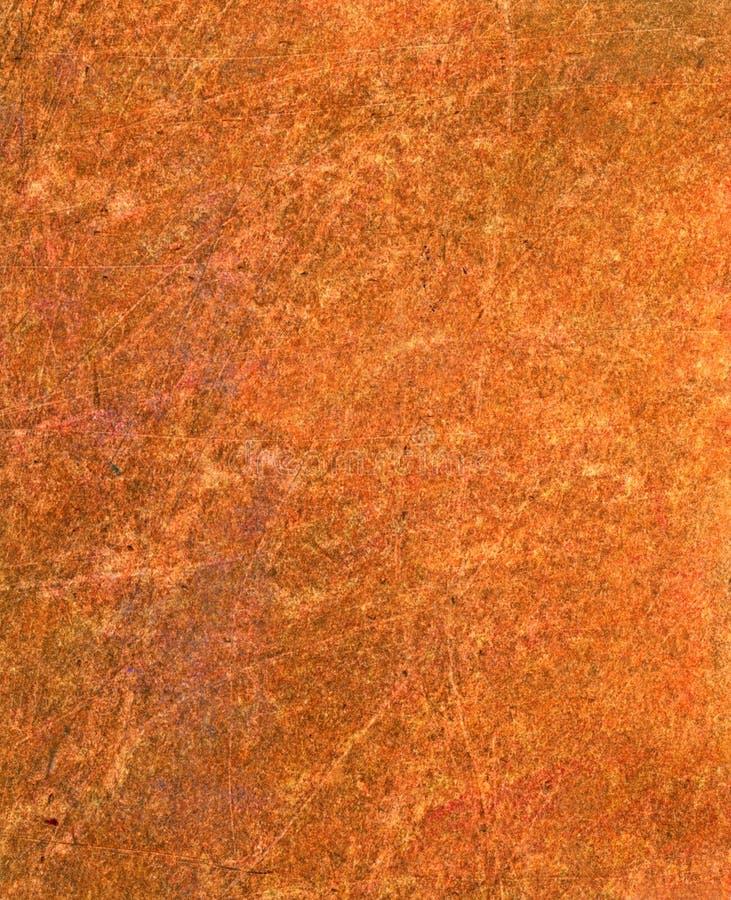 Oranje textuur royalty-vrije stock afbeeldingen